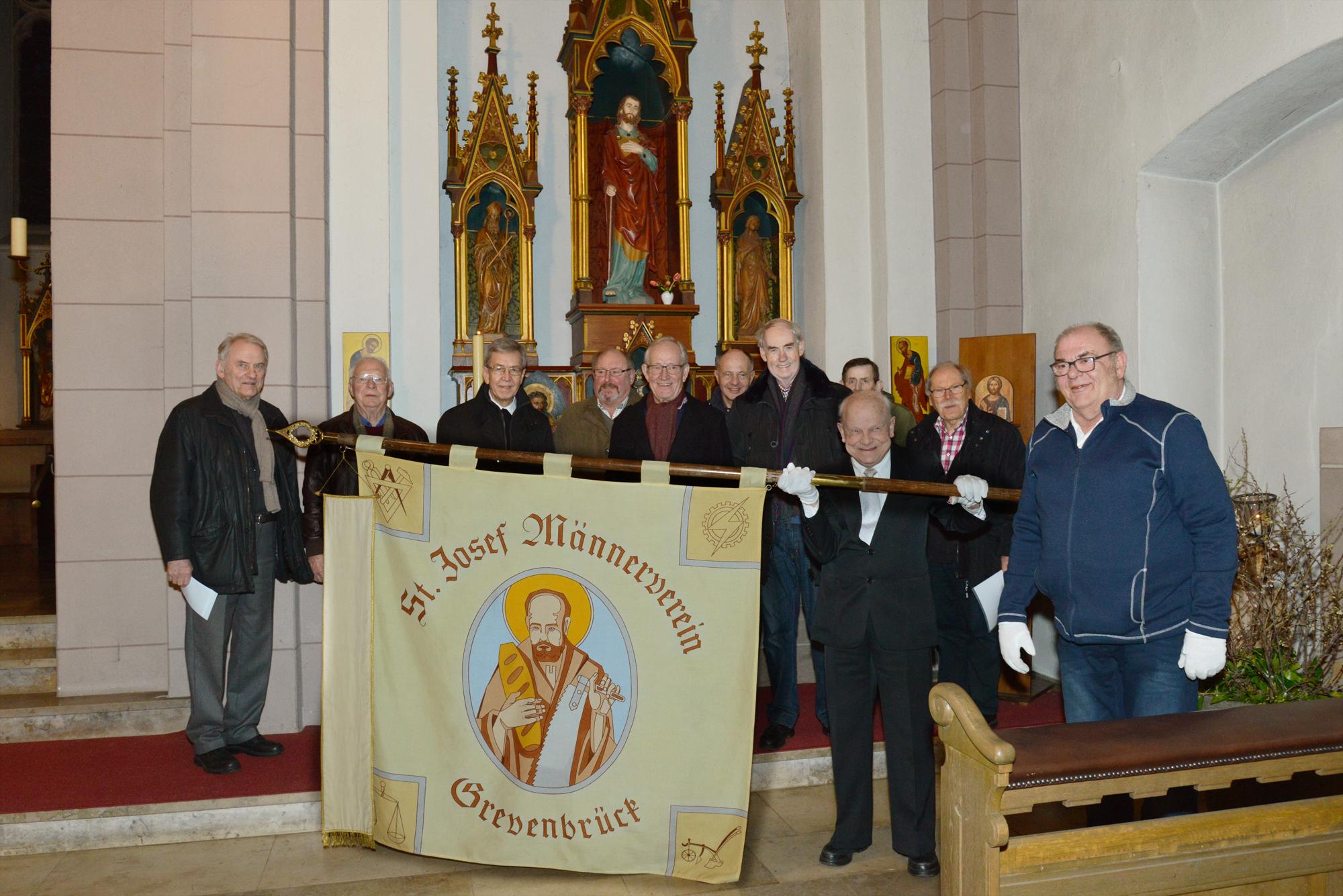 St. Josef Männerverein, Grevenbrück